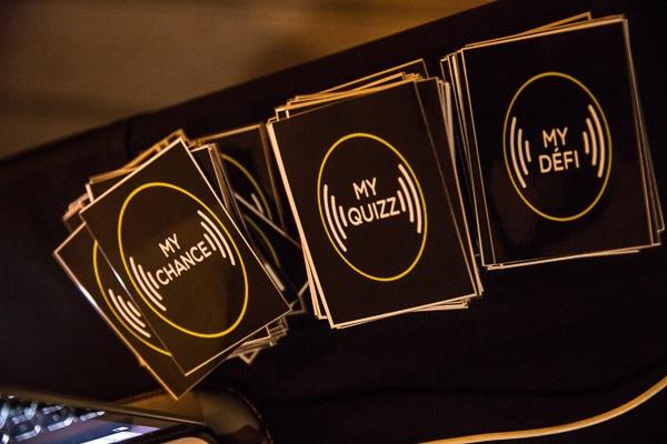 Cartes jeu musical - My Blind Test