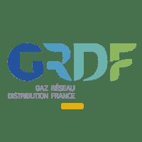 Logo GRDF - Référence client My Blind Test